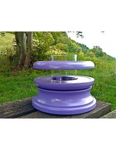 Fontaines magnétiques